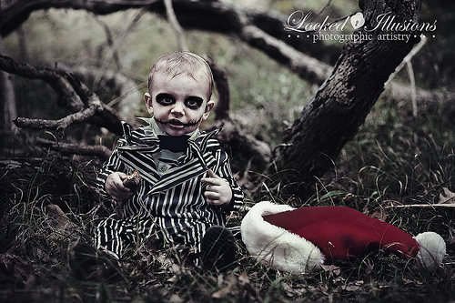 jack skellington baby outfit