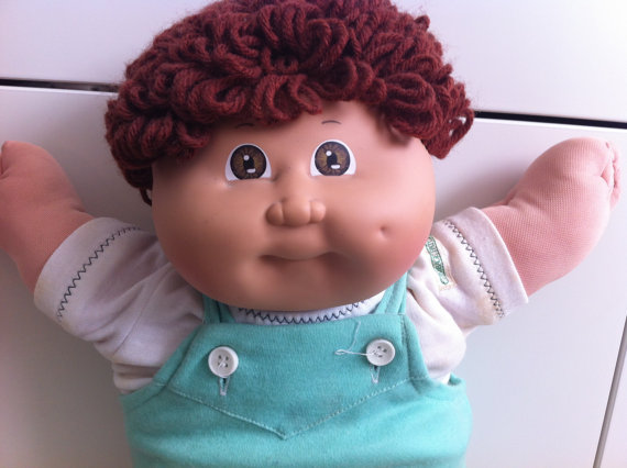 Cabbage Patch Kids Day