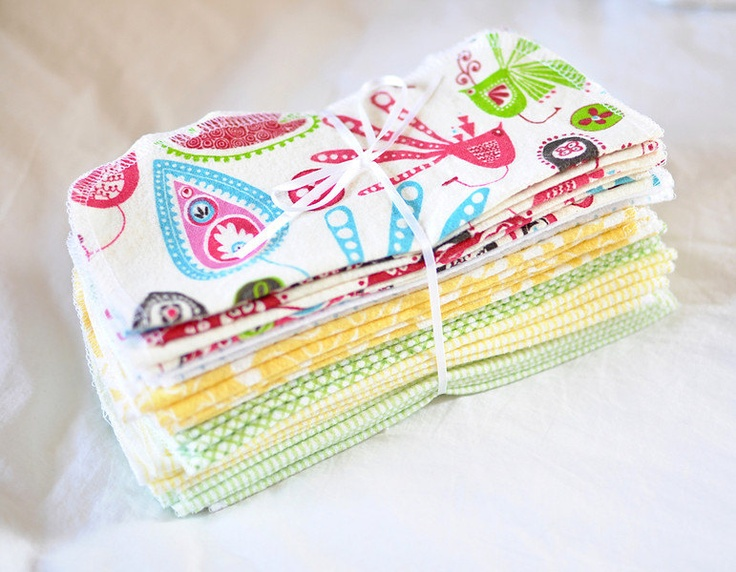 diy cloth baby wipes