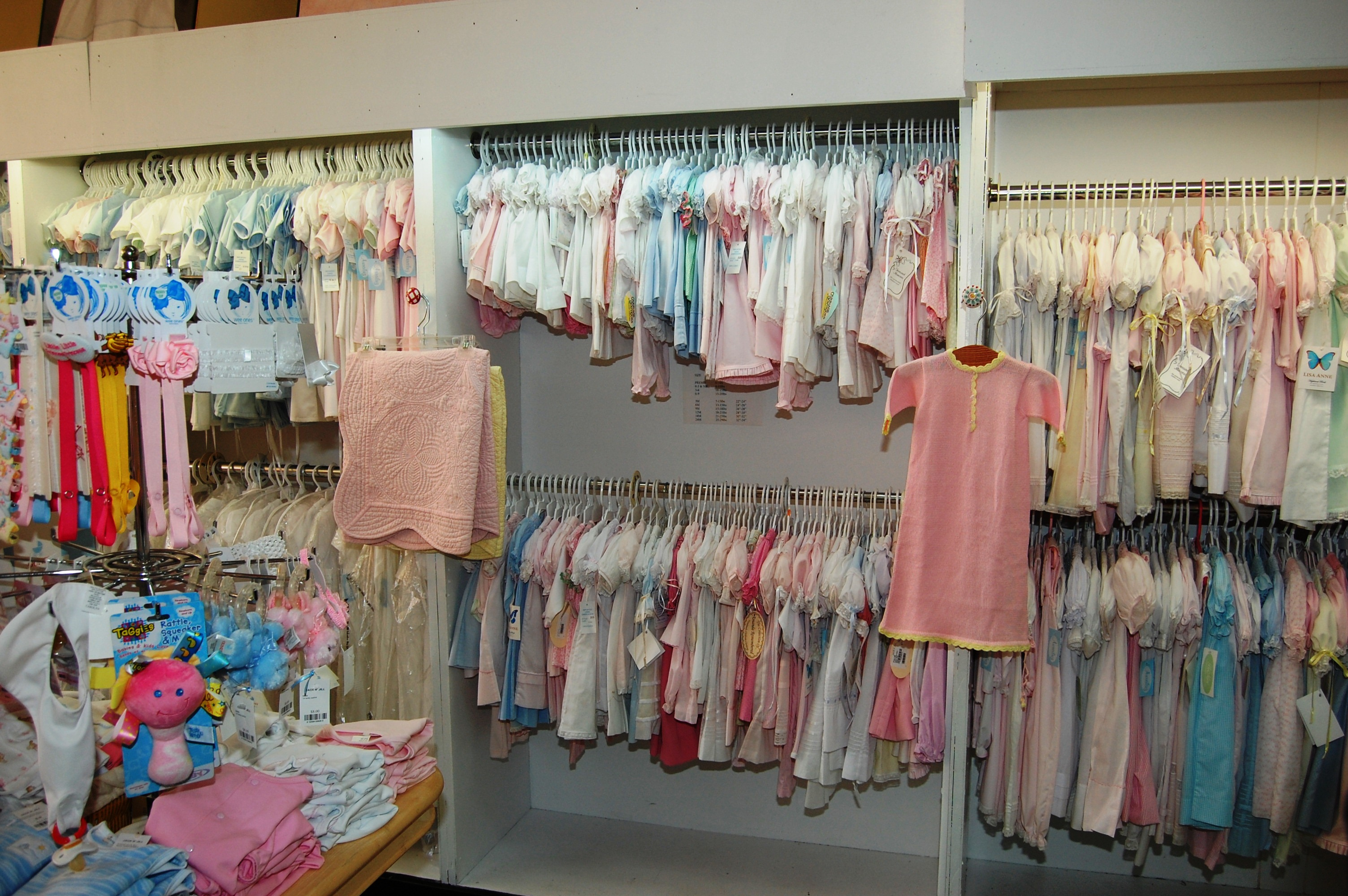 Baby Designer Clothing Boutique Children Clothing Store Design