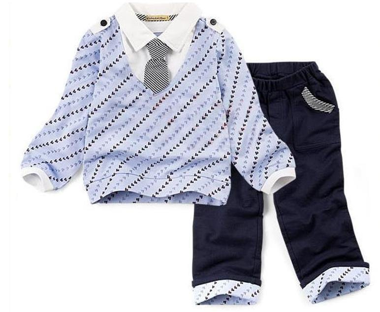 boys preppy sweater and tie