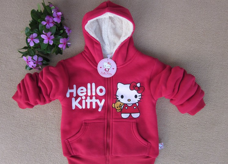 Hello Kitty kid's sweatshirt