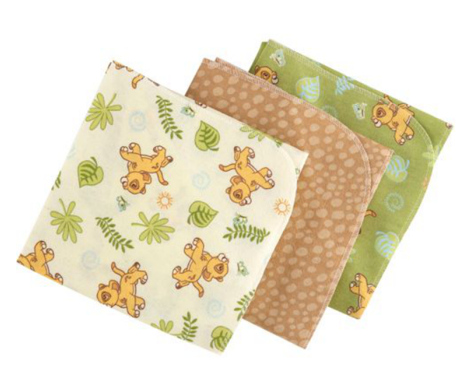 lion kin baby cloths