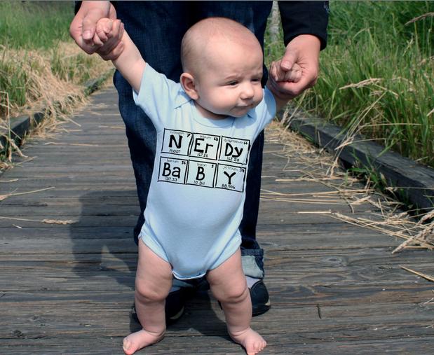 nerdy baby items