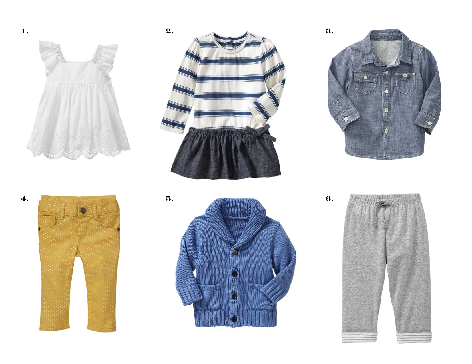 Baby Gap Clothes