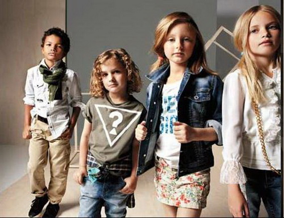 Guess Kids Model Search