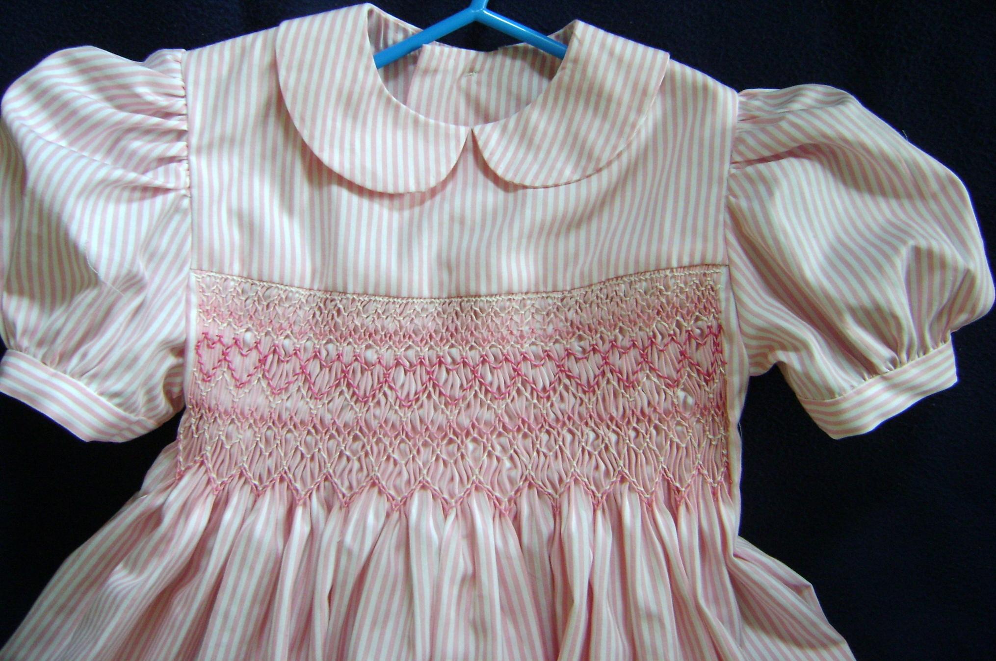 26e7a9413 Children's Smocked Clothing | Girl Gloss