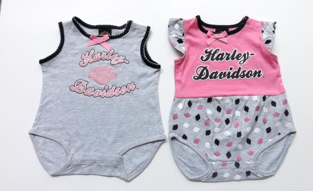 Harley davidson infant clothing