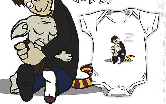 Harry Potter Baby Clothing