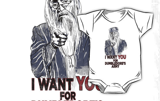 Dumbledore baby clothes
