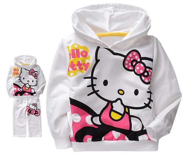 Hello Kitty Clothing For Kids Girl Gloss