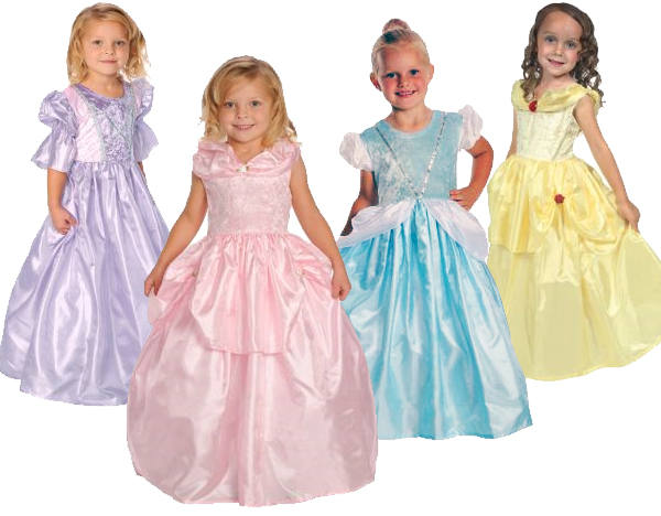Childrens Dress Up Clothes | Girl Gloss