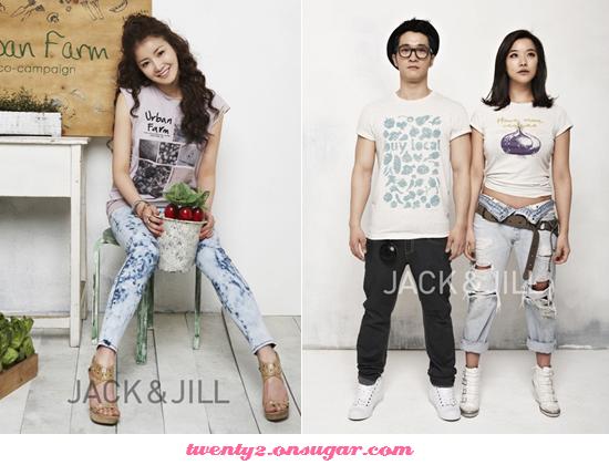 Jack & jill clothing store
