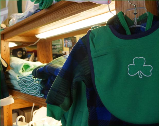 Irish baby clothes