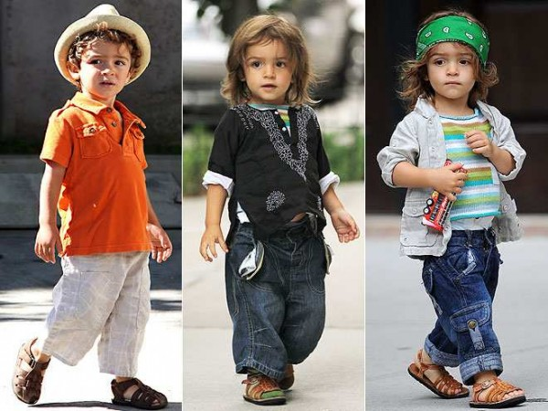 Celebrity Baby Clothes - Your Baby Style Blog for Kids ...