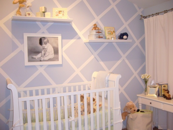 Modern Baby Nursery Design And Ideas: Modern Baby Clothes And Furniture