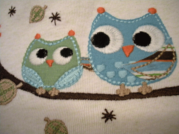 owl baby clothing