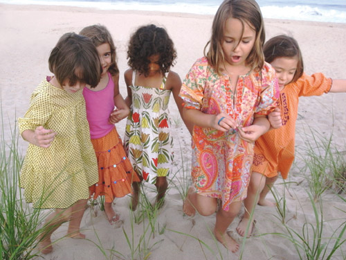 boho children's clothing