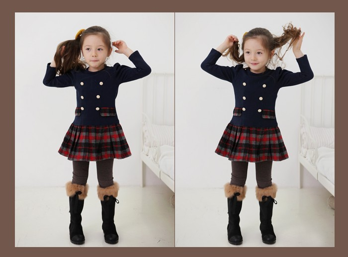 preppy kids clothes girl gloss