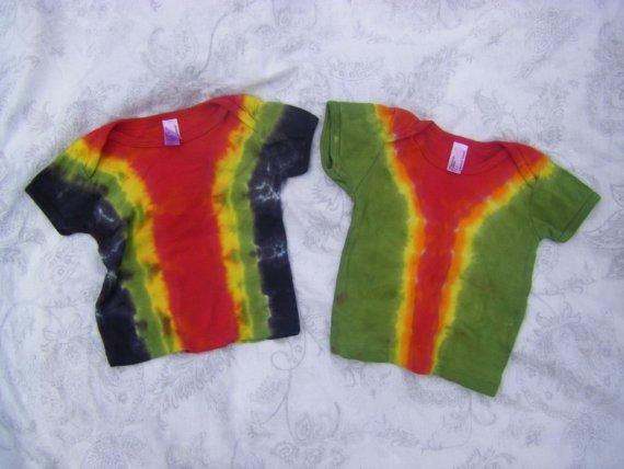 rasta baby shirts