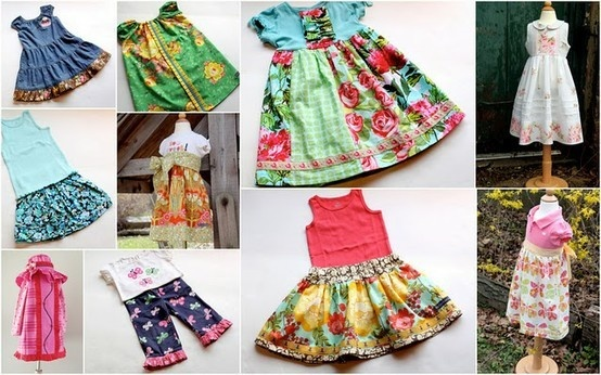 hand sewn baby clothes