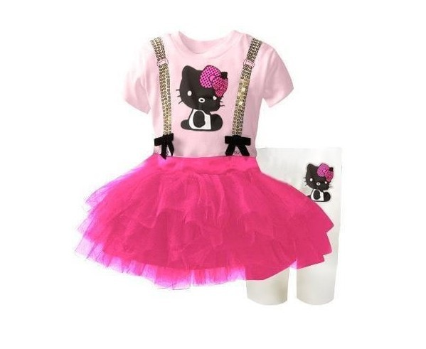 Hello Kitty Tutu