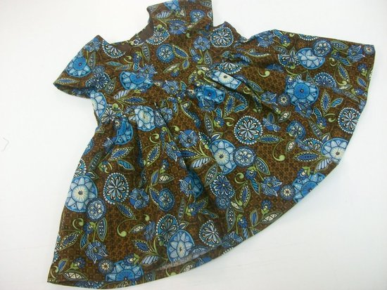 sewing handmade baby clothes