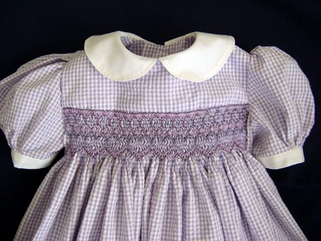 Cheap Smocked Dresses For Girls - White Pants 2016