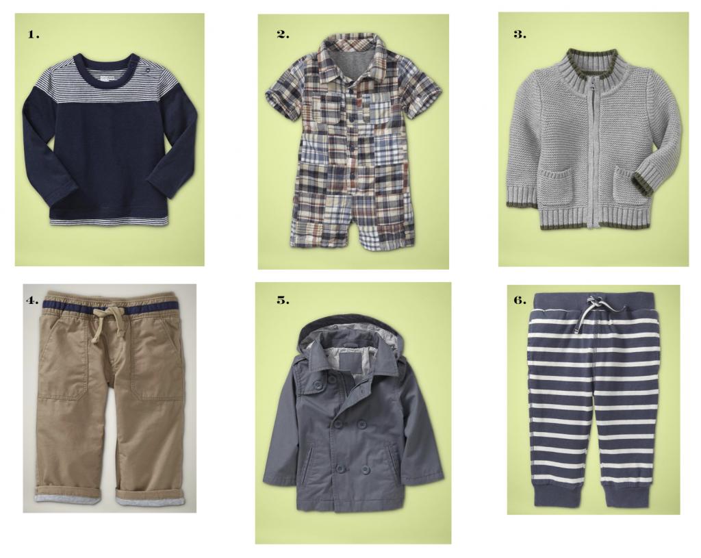 Baby Gap Boys Clothes