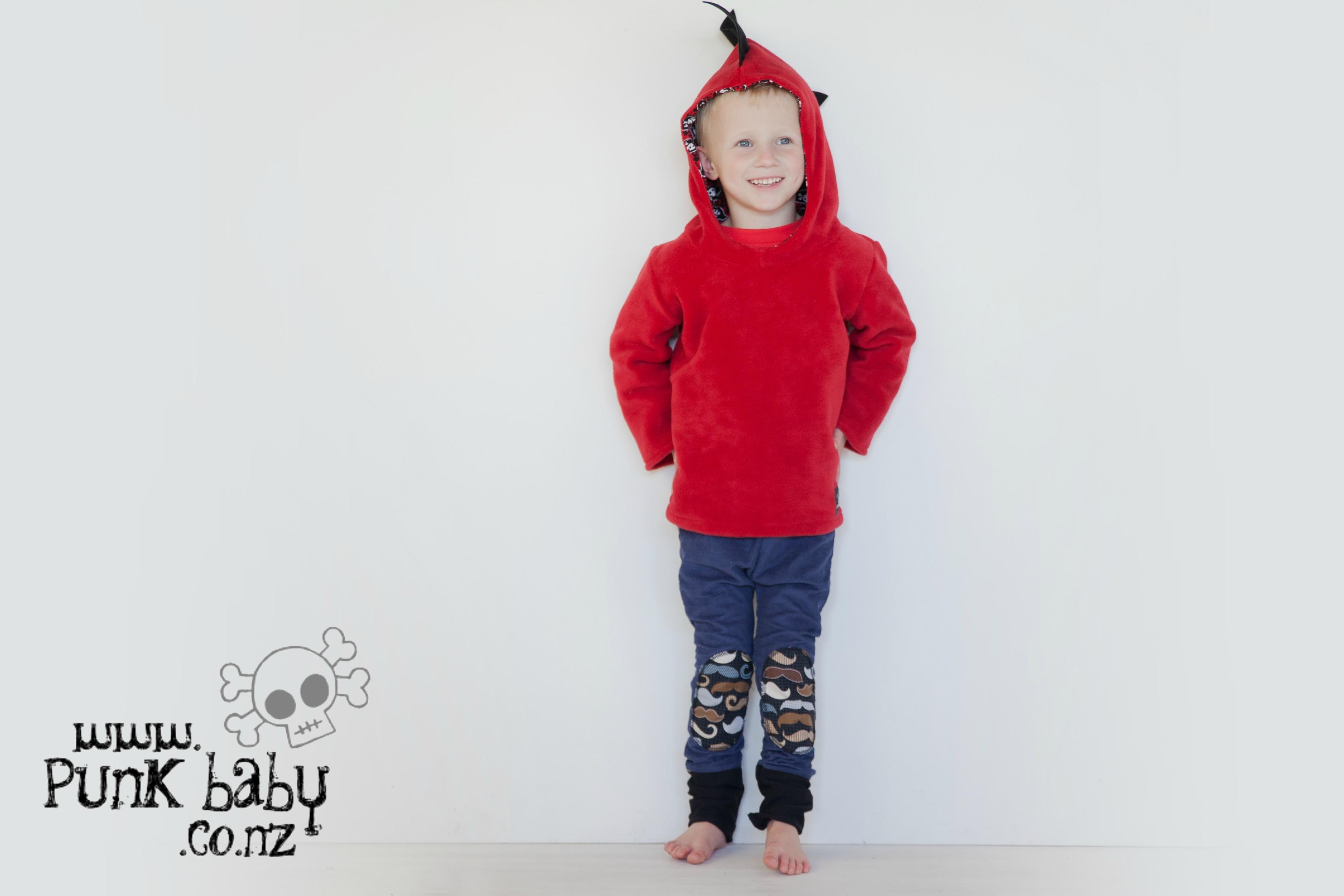super cute dino hoo from punk baby clothing Girl Gloss