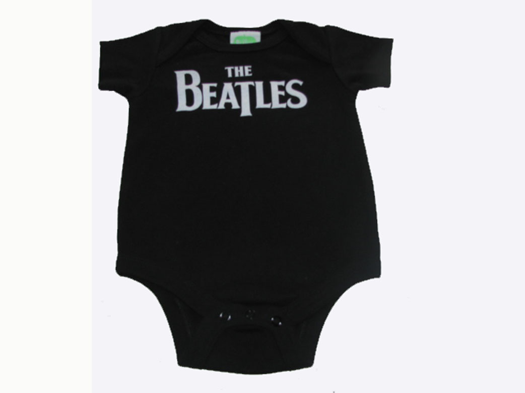 beatles baby clothes