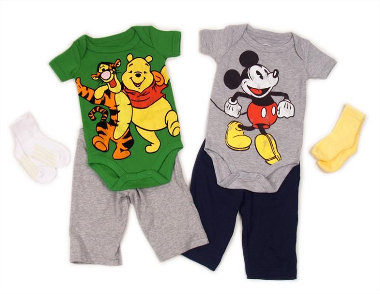 c1b444d4d89b Winnie The Pooh Baby Clothes