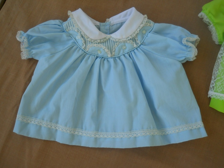 vintage baby clothes  girl gloss