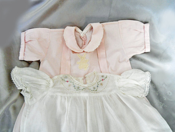 vintage baby clothes dresses