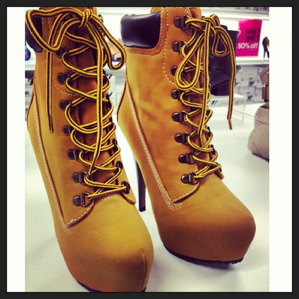 Timberland High Heel Bootsfor women