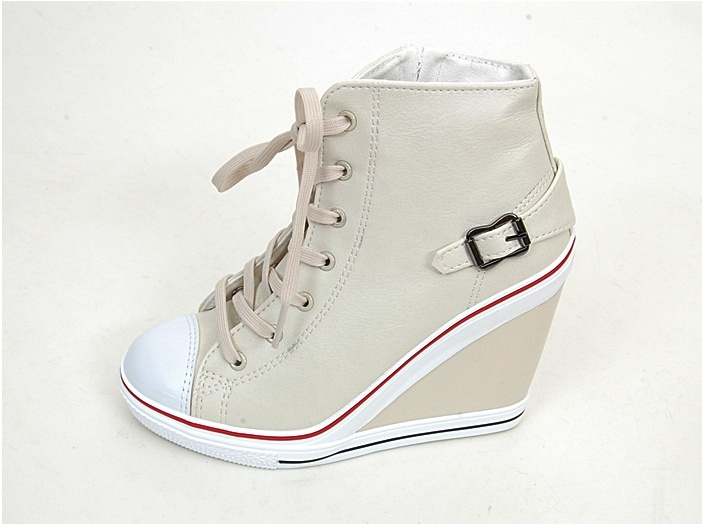 Shop for high heel sneakers at 10mins.ml Free Shipping. Free Returns. All the time.