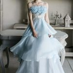The Blue Wedding Dresses Trend