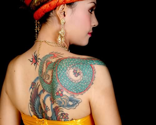 Dragon Tattoo Meaning | Girl Gloss