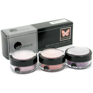 GloMinerals – gloLoose Eye Shadow Butterfly Trio