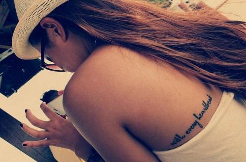Heartbeat Tattoo Font Heartbeat Tattoo Designs