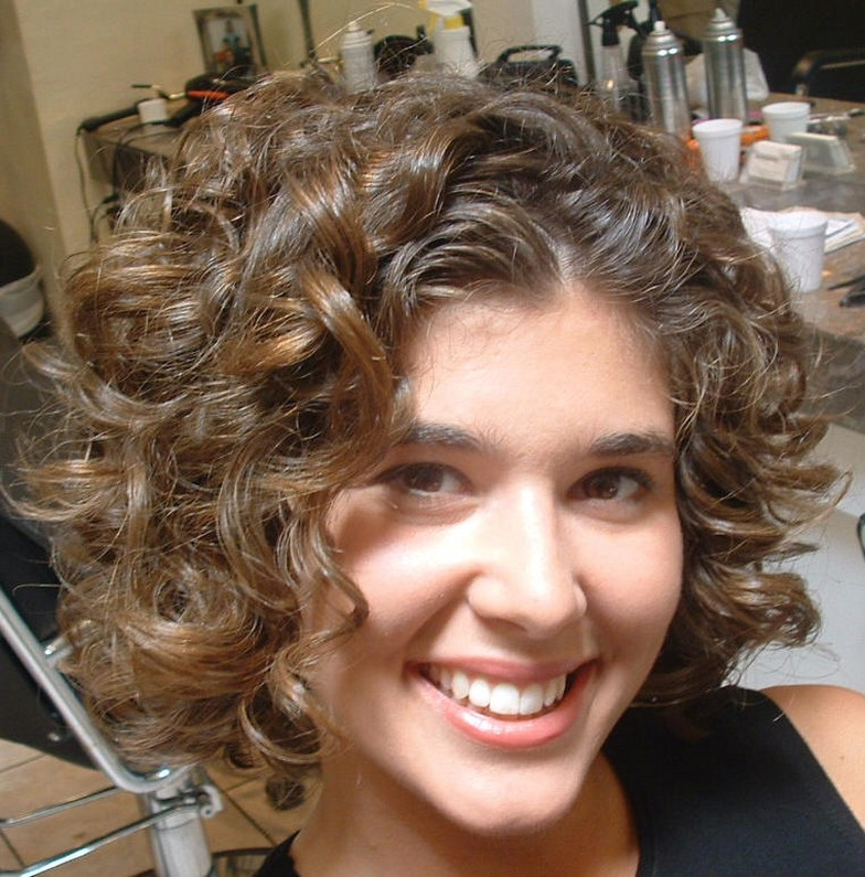 Short-Natural-Curly-Hairstyles