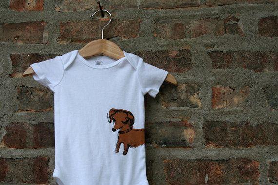dachshund onesie