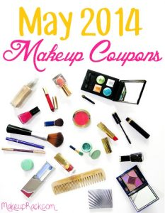 May 2014 Makeup Coupons and Promotions