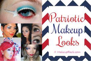 Patriotic Makeup Looks