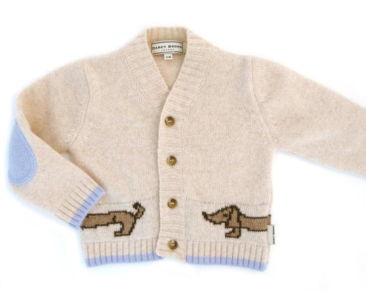 dachshund baby sweater