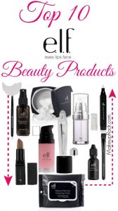 Top 10 e.l.f. Cosmetics Beauty Products