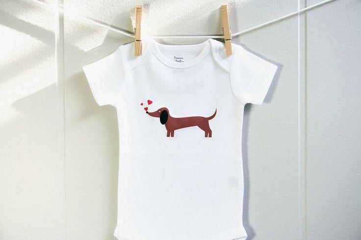 dachshund baby clothes