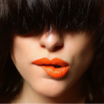 Orange Lipstick is Forever