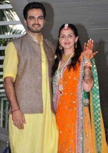 Bollywood Actress Esha Deol Wedding Functions at Glance