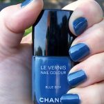Les Jeans de Chanel Blue Boy Swatch